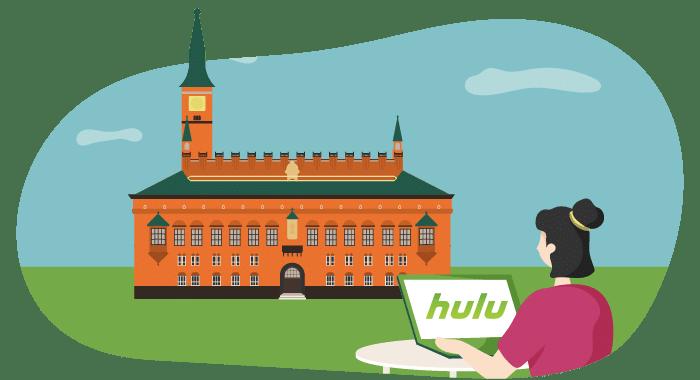 Sådan ser du Hulu i Danmark